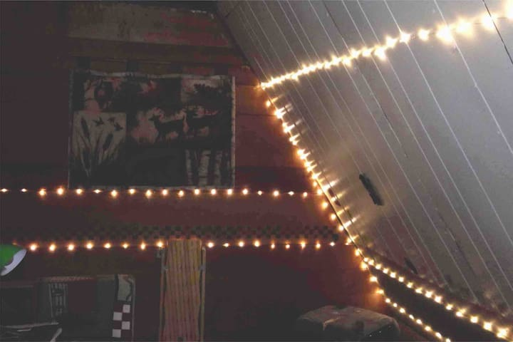 Lights in the cabin