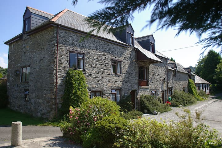 Millers cottage - Wringworthy Cottages, Looe
