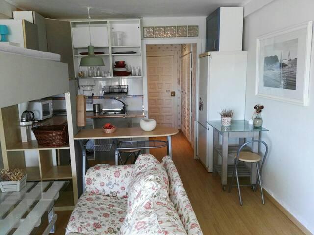 Bonito apartamento en la playa - Torrox - Appartement