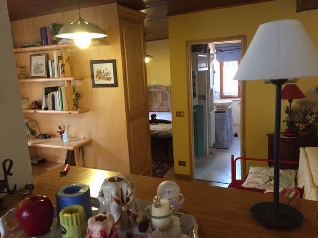 vista interno appartamento
