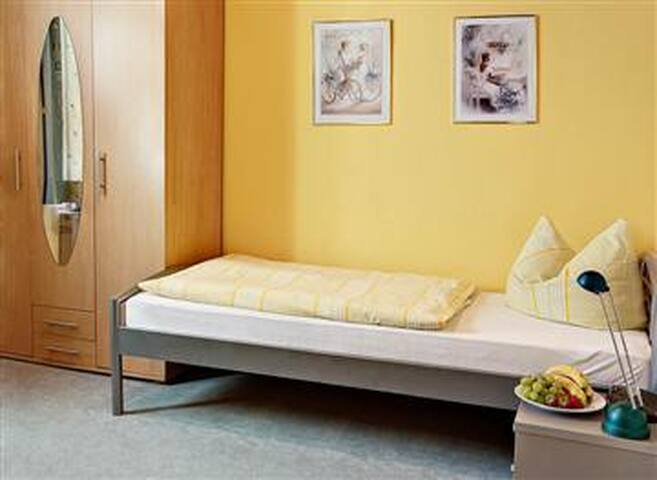 Gasthof-Pension Meindl (Arrach), Einzelzimmer in ruhiger Lage