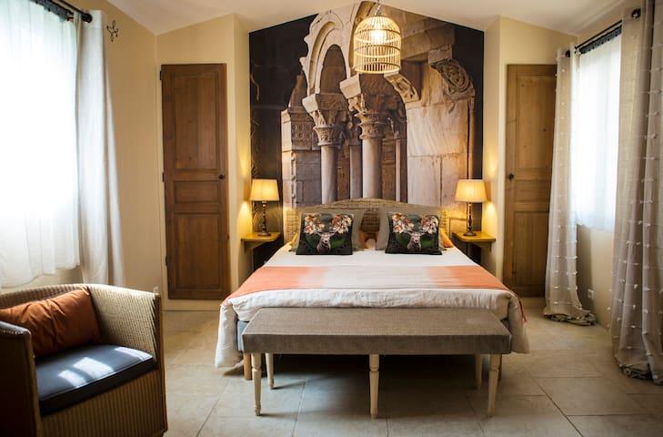 Room Roussillon - Double - accessib