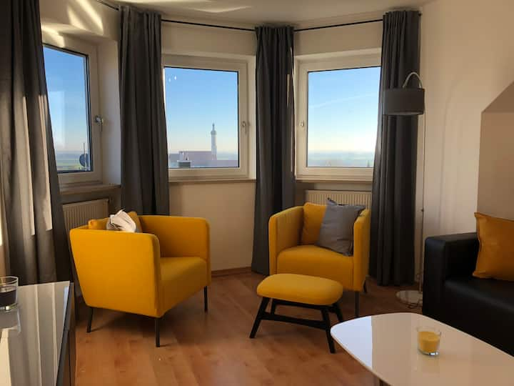 Ruhig gelegene, neue Ferienwohnung für 4 Personen