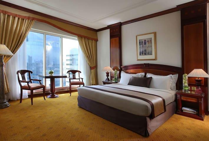 Spacious | PVT Hotel Room | 4 Star | Deira