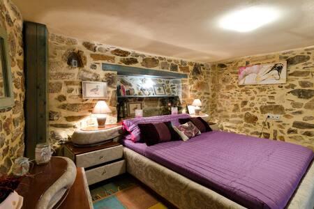 """Cretan Stone House at the Village """"Dora""""! - Littos - Casa"""