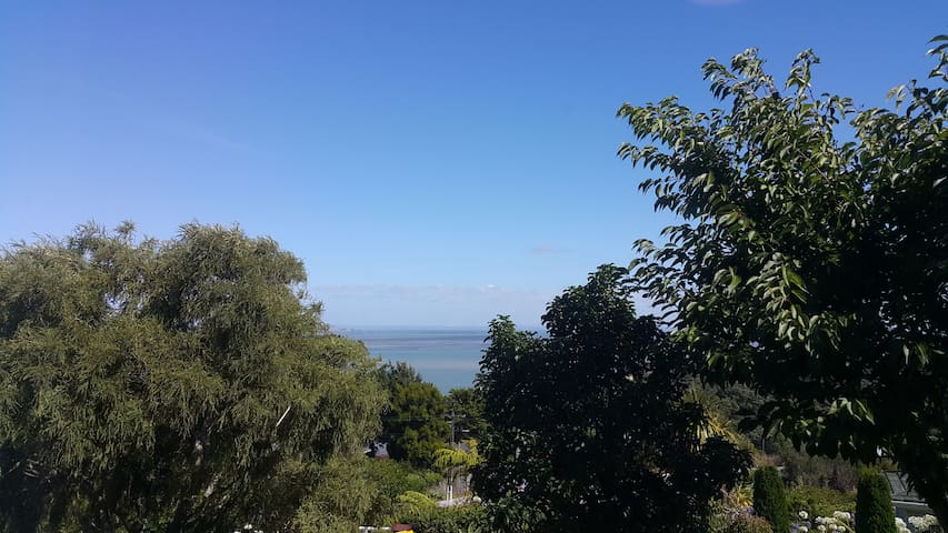 Beautiful Bayview B&B - Private Apartment - Auckland - Apartemen