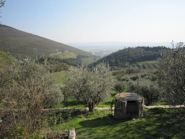 Farmhouse Apartment on the Florentine hills - Sesto Fiorentino - Apartamento