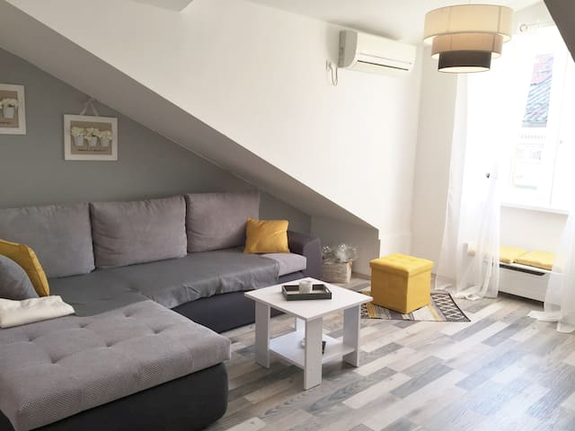 Rijeka city center modern and new apartment