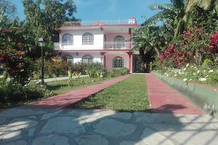 VillaQK-Casa Familiar,espaciosa,segura y tranquila