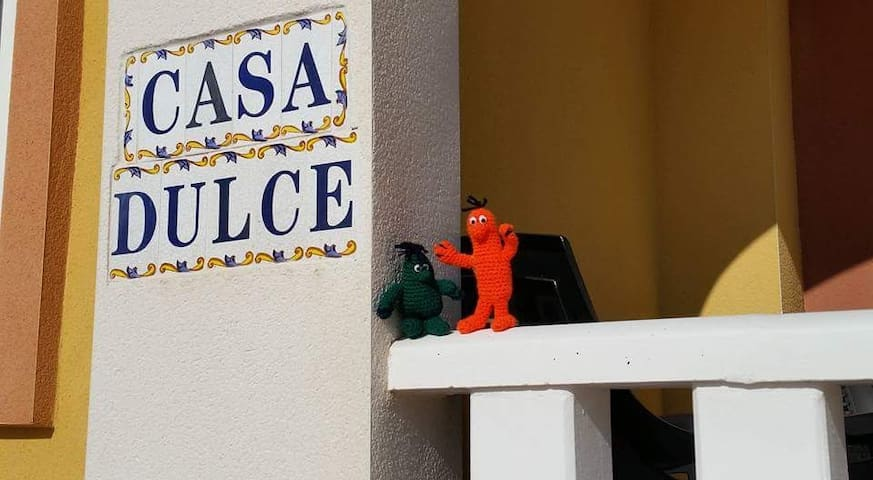Casa Dulce, uw  plaats onder de zon!