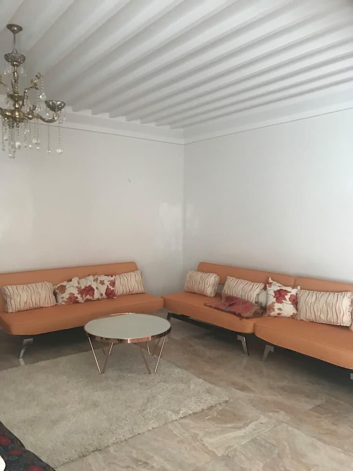 Chic apartment bassatine el Menzeh