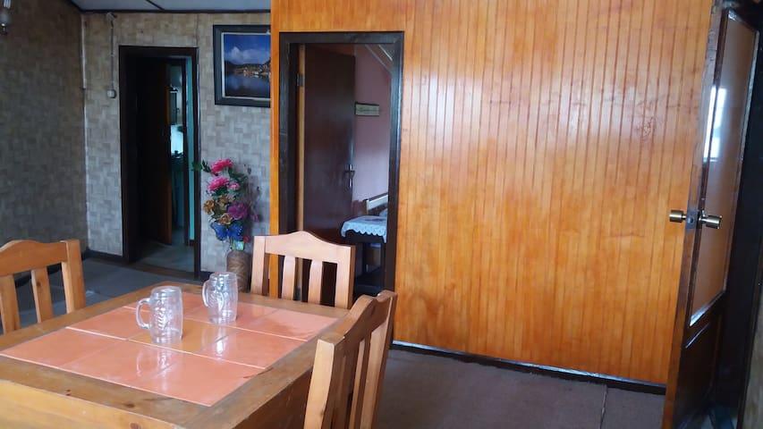 Departamento privado, cocina compartida - Puerto Montt - Flat