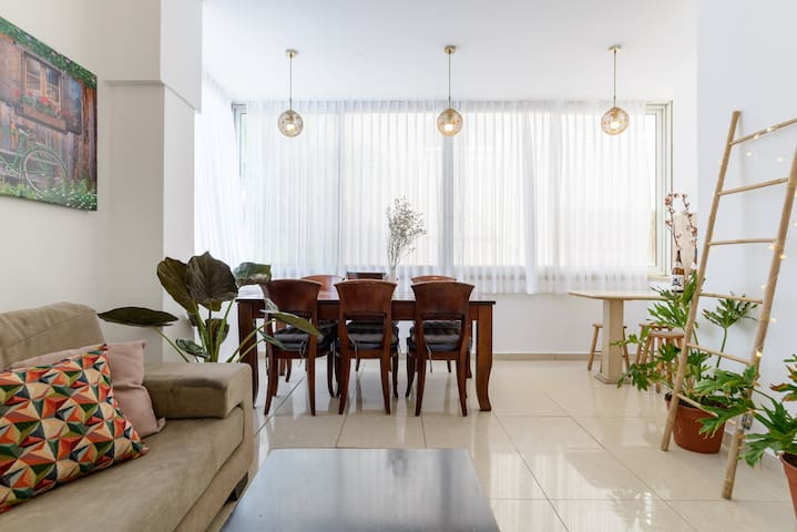 Beach apartment 50 meters from the beach