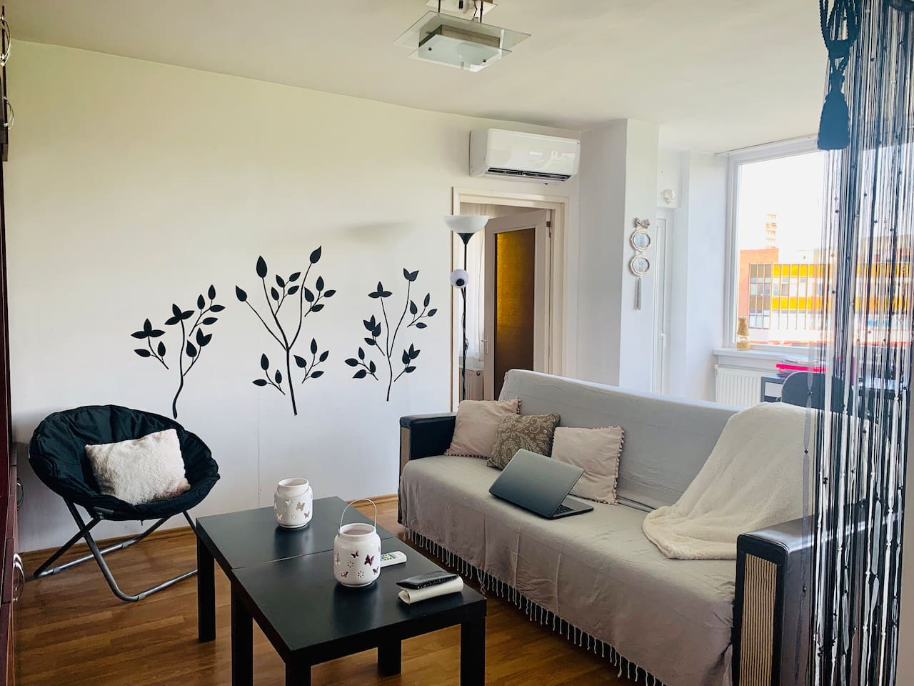 Very cosy appartement with nice view for untold