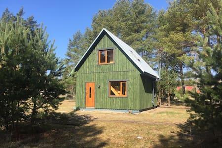 Metsaääre accommodation Green house - Reiu - House - 1