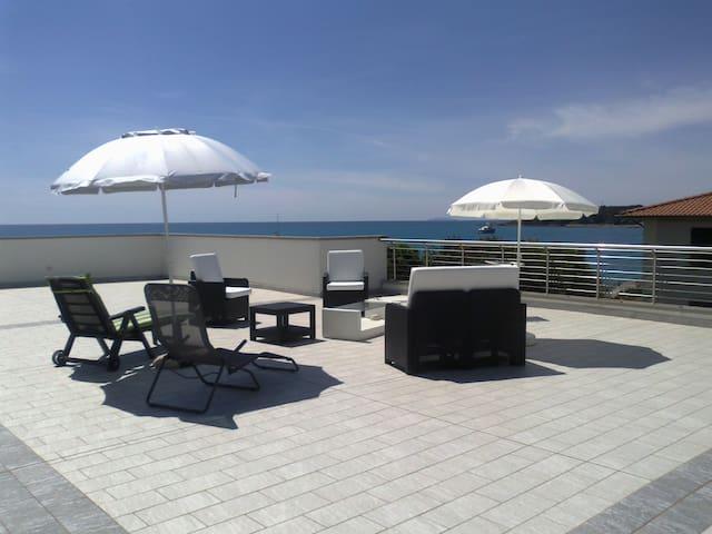 Appartamento vista mare panoramica