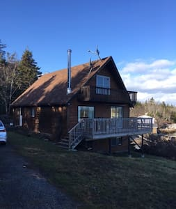 Great waterfront spot close to Peggy's Cove. - East Dover - Srub