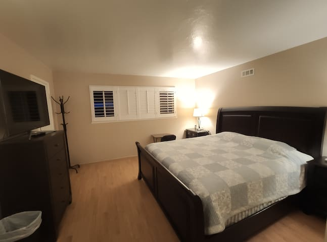 Nice Master Bedroom W/ Private Bath South Fremont