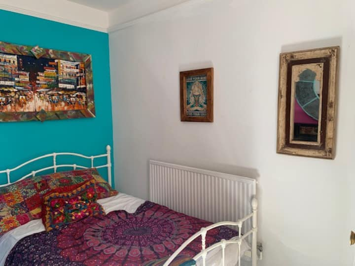 Boutique boho space in the centre of town