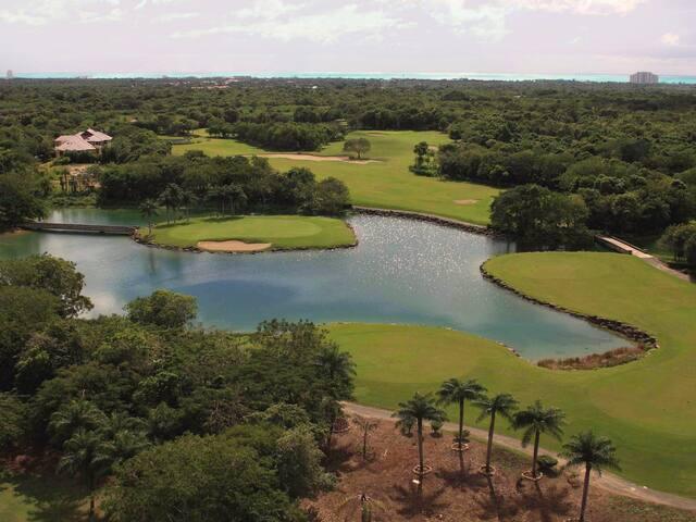 Golf Course 18 holes