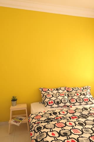 [Er Lou]Welcoming & Cozy Apt Room-3 - Puchong - Lakás