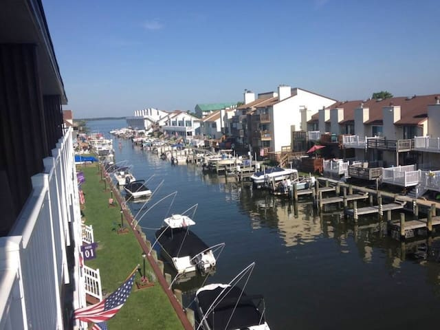 2018 Renovated! 3BR/2BA-Direct Bay Front, Sleeps 8