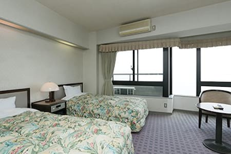 OceanView Hotspring in an island - Minamichita-chō - Bed & Breakfast