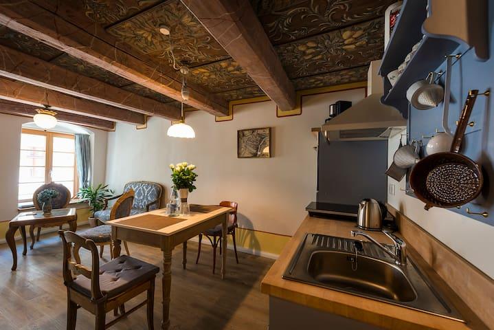 Ankommen und Wohlfühlen - Appartement Görlitz - Görlitz - Lägenhet