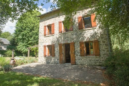 Farmhouse on river Gartempe with beautiful views - Saint-Priest-la-Feuille