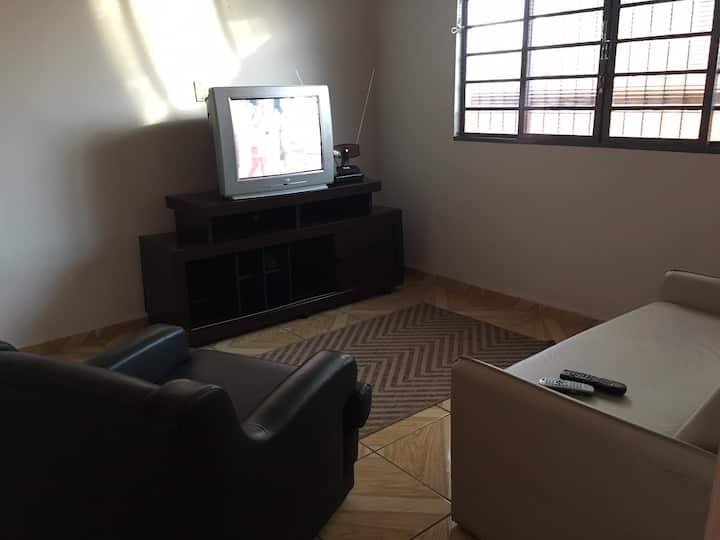 Casa em Bauru, 2 quartos, ótima localização