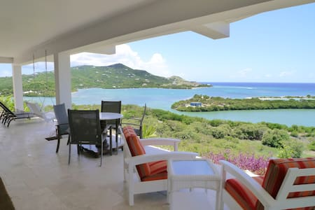 Sailor's Rest Luxurious Bungalow *Virtual Tour* - 克里斯琴斯特德(Christiansted)