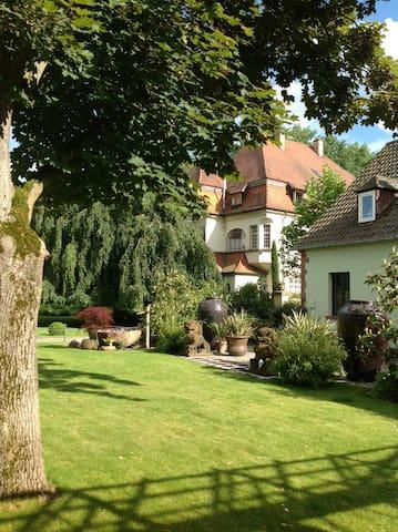 Hofgut Holzmühle - Westheim - Bed & Breakfast