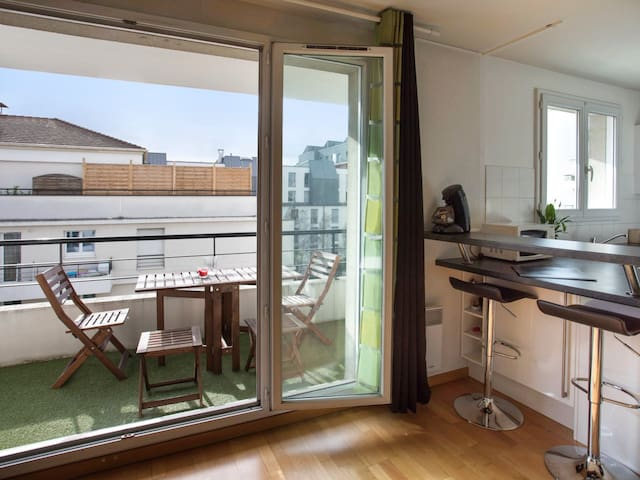 Nice apartment in Saint-Denis - W253