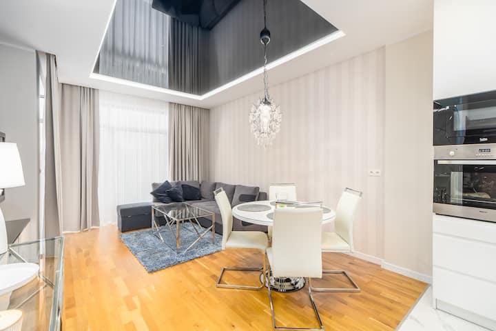 Luksusowy apartament DIUNE 51A