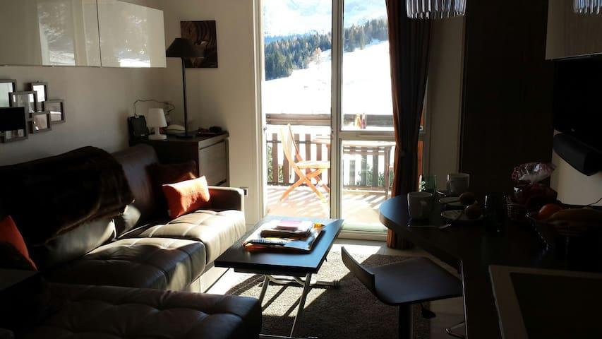 SKI à SUPERDEVOLUY Htes Alpes dans T2 de STANDING - SUPERDEVOLUY - Appartement