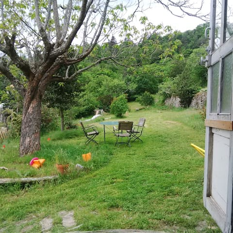maison au coeur de L'Ardèche verte - Désaignes - House