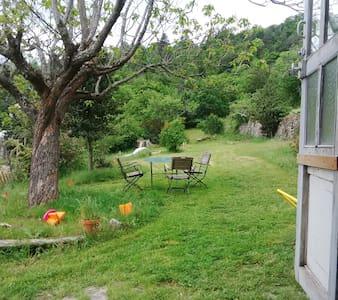 maison au coeur de L'Ardèche verte - Désaignes