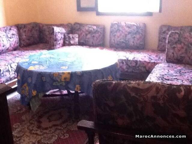 bel appartement ensoleille - Khemisset - Huis