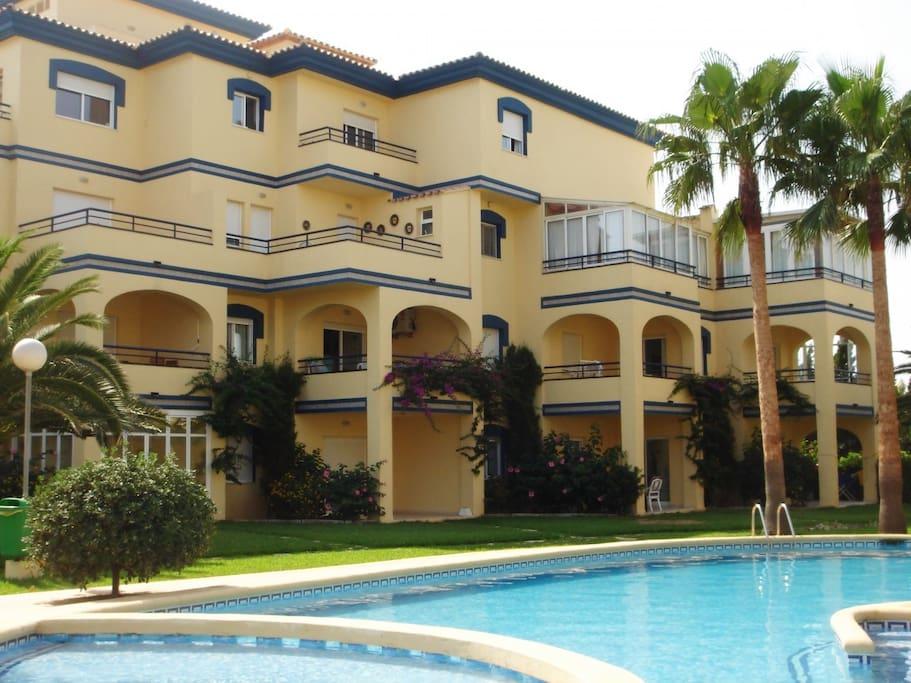 Apartamento royal playa denia apartamentos en alquiler - Apartamentos de alquiler en madrid ...