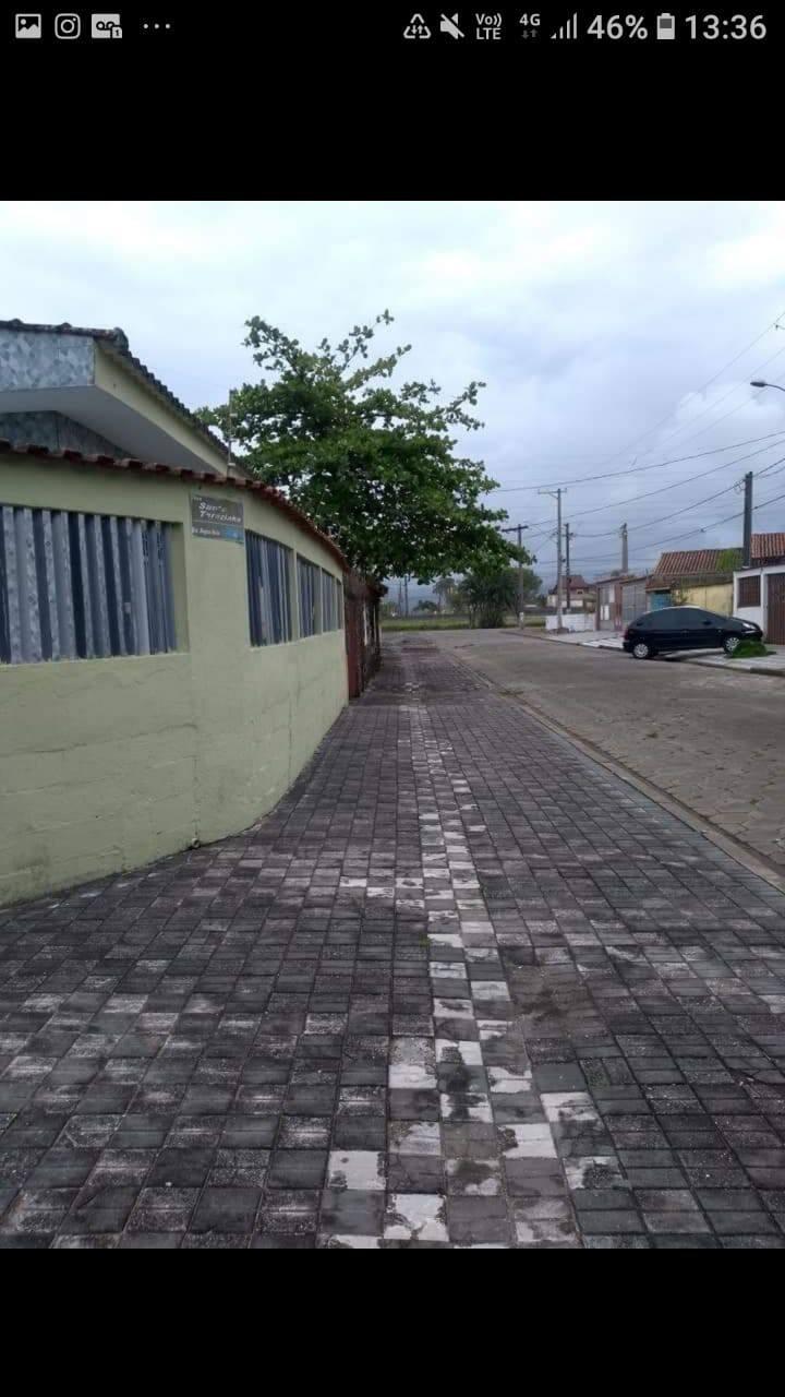 Casa Térrea lado praia Mongagua-Agenor de Campos