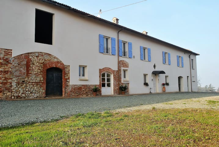 Podere Demetra - Don Chisciotte e Sancho Panza - Novi ligure - Bed & Breakfast