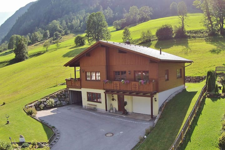 Luxury Chalet with Sauna in Salzburg