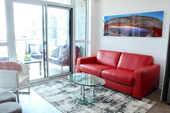 Friday Harbour New Luxury 1 BR Condo, Sleeps 2-4