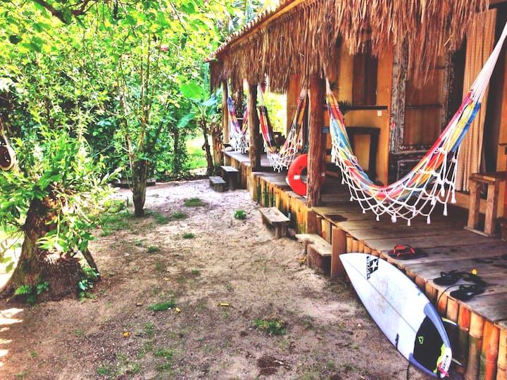Pousado do Roy-Ilhabela-Praia de Bonete
