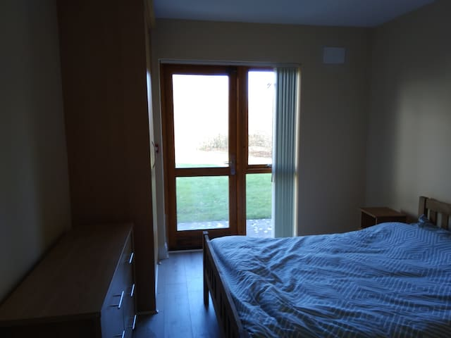 Nice double room in Galway.