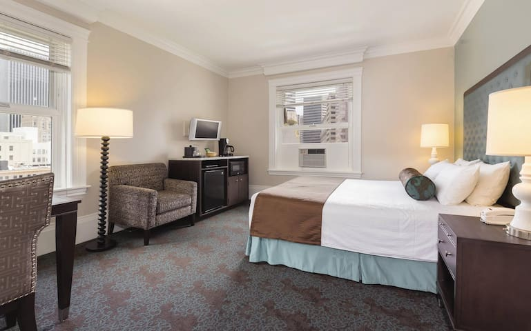 Nob Hill studio hotel room - use my timeshare! - Σαν Φρανσίσκο