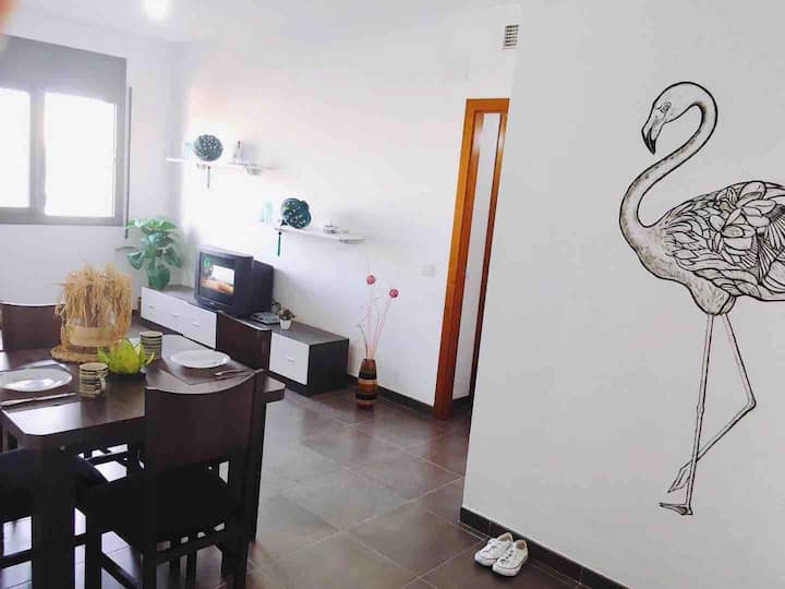 Apartamento en el Corazón del Delta de L'Ebro