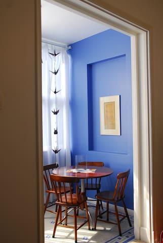 Sala de jantar | Foto: Monique Cabral