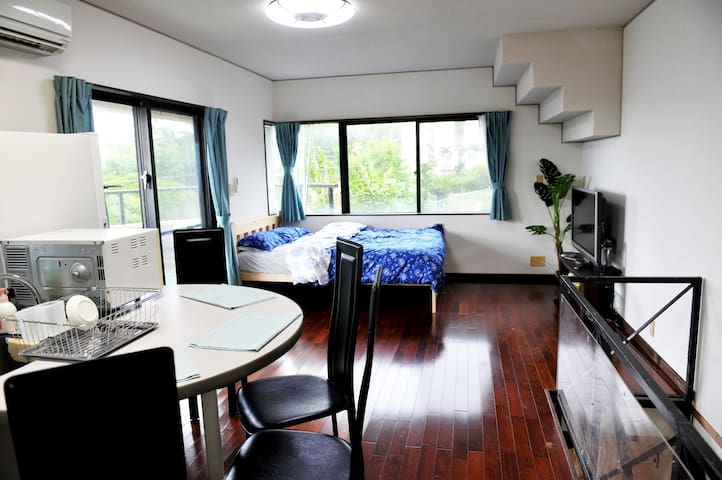 ☆Popular 2 floor Condominium in Onna Village☆ - Onna-son, Kunigami-gun - Condominium