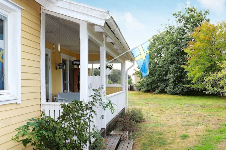 4 person holiday home in FALKENBERG